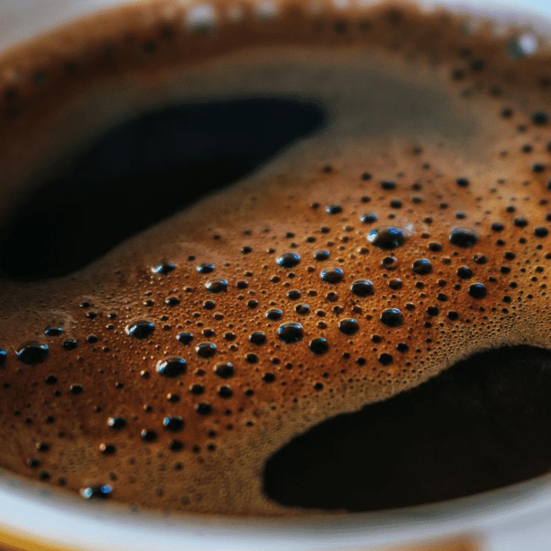 espresso close up
