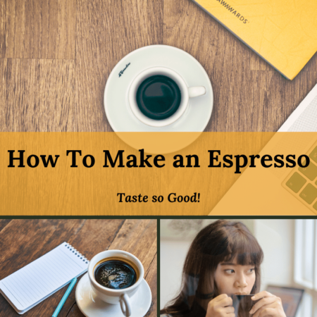 how to make an espresso taste so good