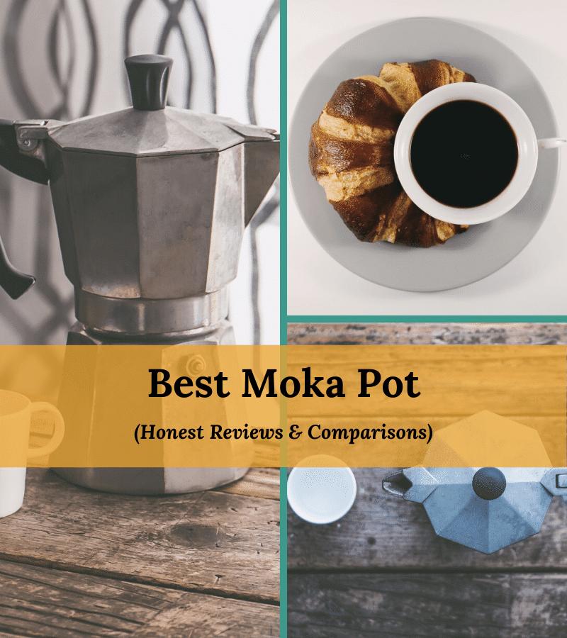 best moka pot reviews and comparisons