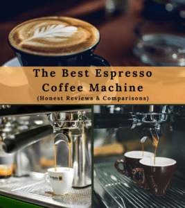 the best espresso coffee machine