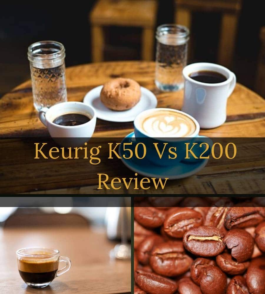 Keurig K50 Vs K200 Review _